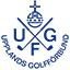 Upplands Golfförbund Logotyp